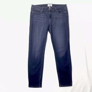 Paige Verdugo Ankle Jeans Straight